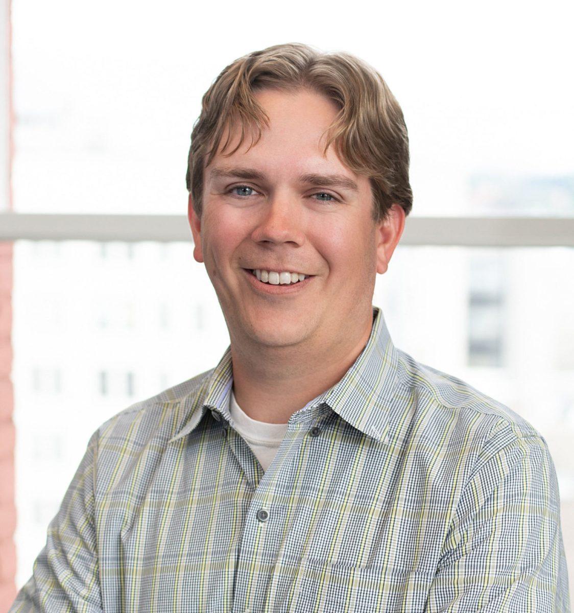 Andrew J. Halmstad, E.I.T.'s headshot