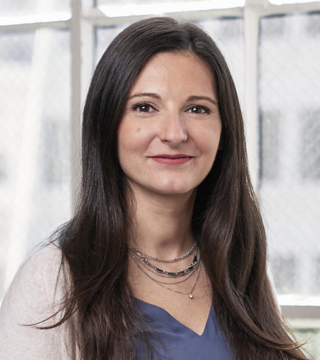Carolina Zuri, E.I.T., QISP's headshot