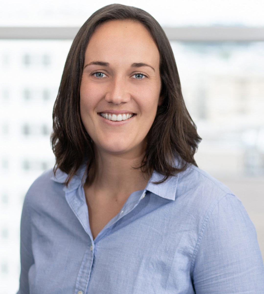 Kara R. Scheu, Ph.D.'s headshot