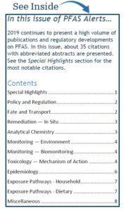 PFAS Newsletter
