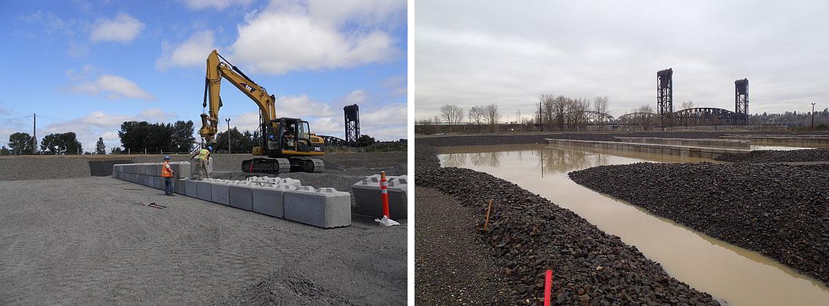 Stormwater Source Control: Willamette River, Oregon