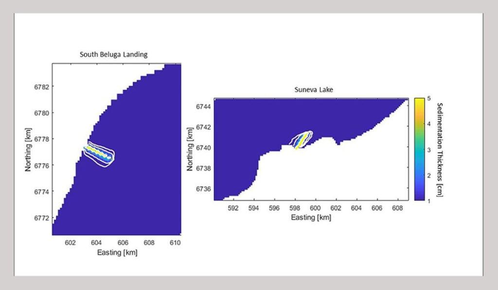 Alaska LNG Sediment Modeling
